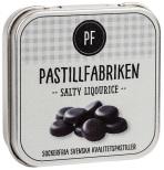 Salta lakritspastiller - Pastillfabriken